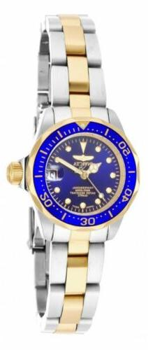 Invicta 17035 Tone Bracelet Quartz Dive Watch
