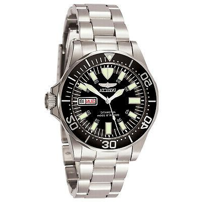 Invicta Women's Signature 7041 Silver Stainless-Steel Automa