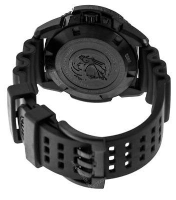 Luminox Deep Dive Series Rubber Automatic Black
