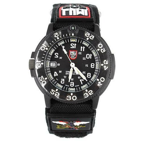 *NEW* Luminox Men's 3901 Original Navy SEAL Dive Watch FAST