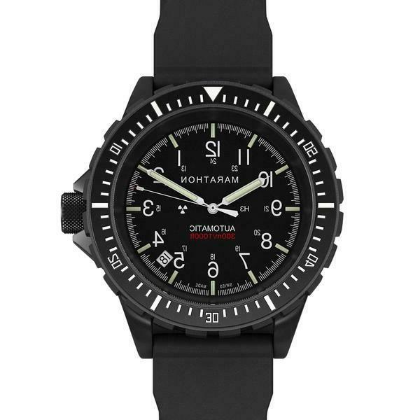 anthracite gsar military dive watch sterile 2