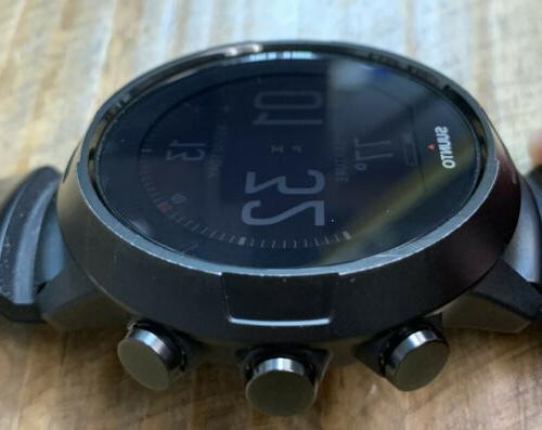Suunto D5 All Black with Cable Watch
