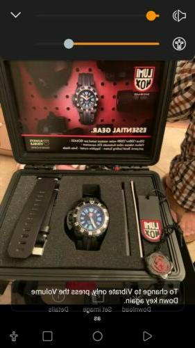 deep dive 500m automatic watch band new