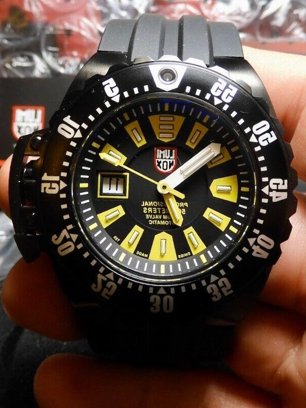 Luminox Deep Bee 1500 Series 100% NIB RARE Deal