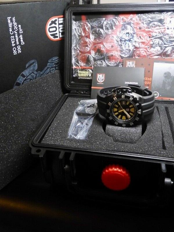 Luminox Deep Dive 100% NIB Deal