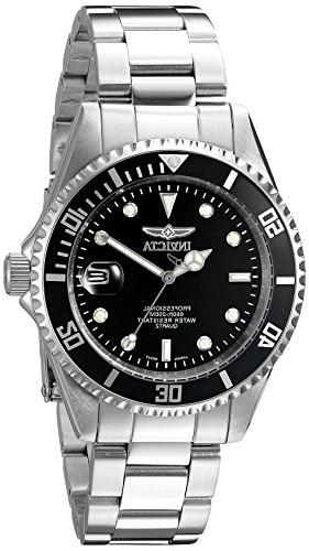Invicta Men's Pro Stainless