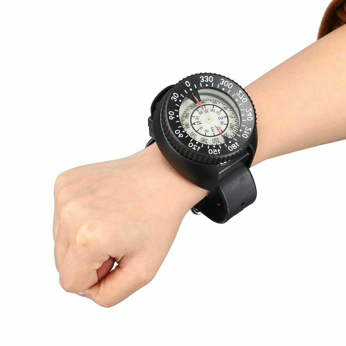 Diving Watch Wrist Scuba Underwater