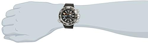 Citizen Men's Promaster Aqualand Depth Analog Display Watch