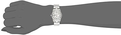 Citizen Women's EQ0510-58A Display Japanese Quartz Silver Watch