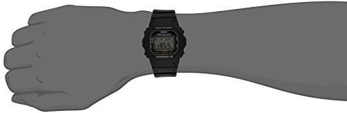 Casio Men's G-shock DW5600E-1V Shock Black Sport Watch