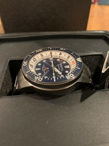 CITIZEN GMT Watch BJ7111-51L Solar Men's
