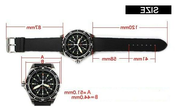 Jumbo Rescue Military Watch, NEW 2018 Produced
