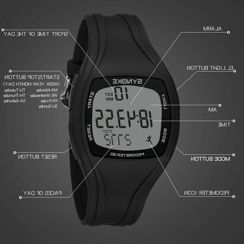 SYNOKE watch 3D student for