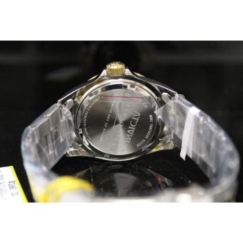 Invicta Grey Two Tone Stainless Steel