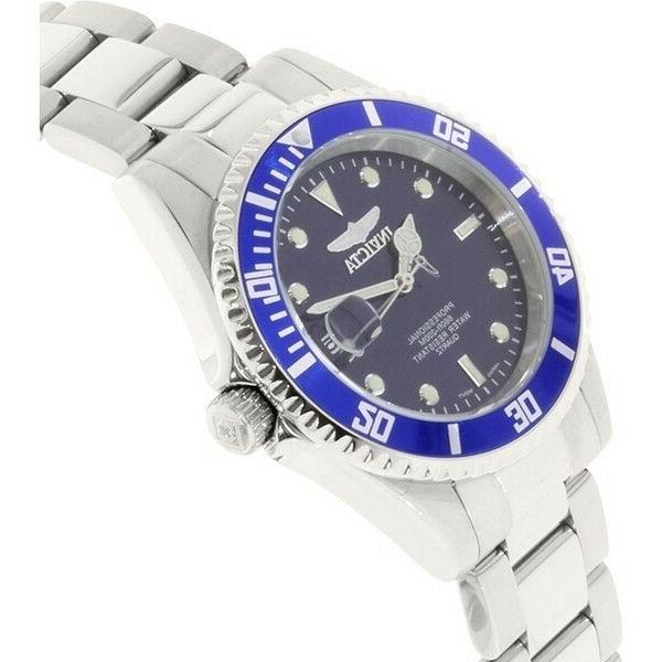 Invicta Men's Diver Collection Tone Stainless