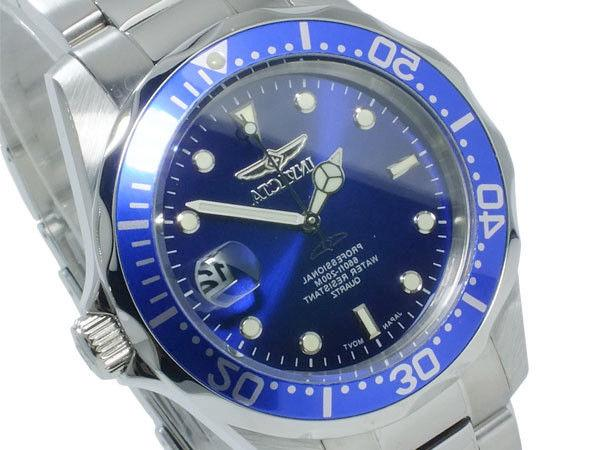 Invicta Men's 9204 Diver Stainless Steel 37.5mm Watch