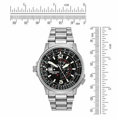 Citizen Men's Nighthawk Dual Time with BJ7000-52