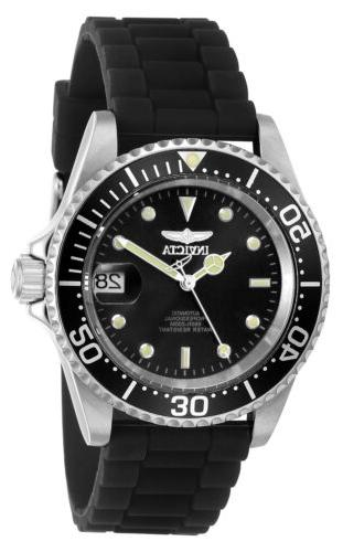 men s pro diver automatic stainless steel