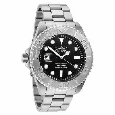 Invicta Men's Diver Stainless Watch
