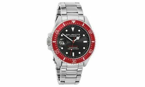 men s professional dive watch collection silver
