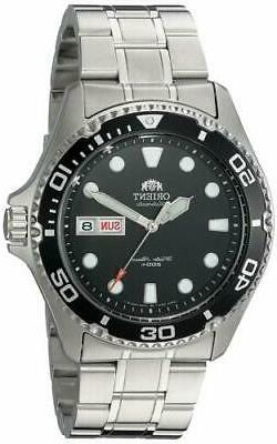 men s ray ii japanese automatic stainless