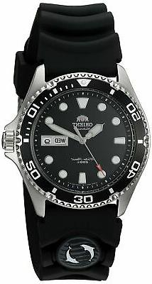 Orient Men's 'Ray II Rubber' Automatic Stainless Steel Divin