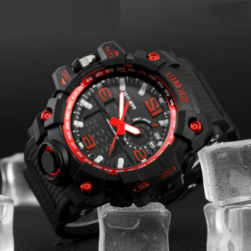 Men's Watch Military Analog Watches