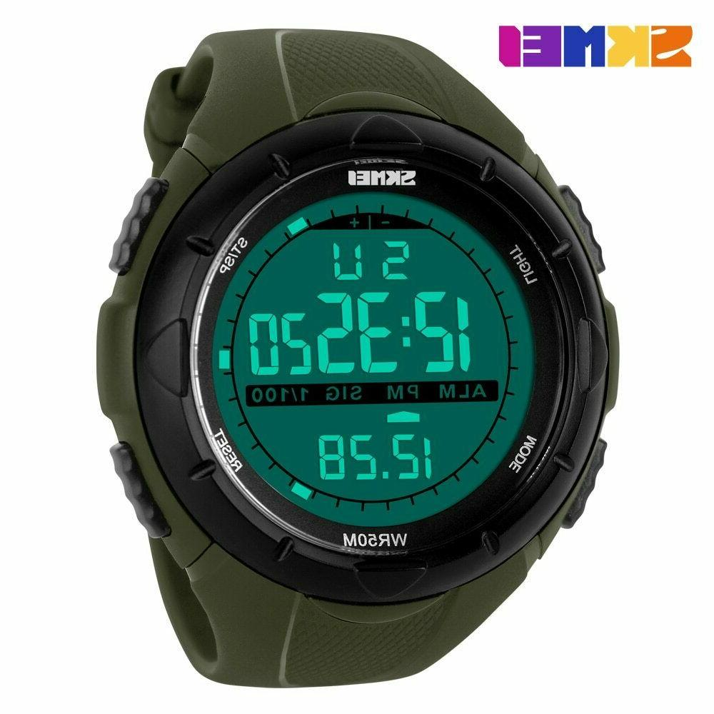 SKMEI Sports Diving Military Electronic Watch