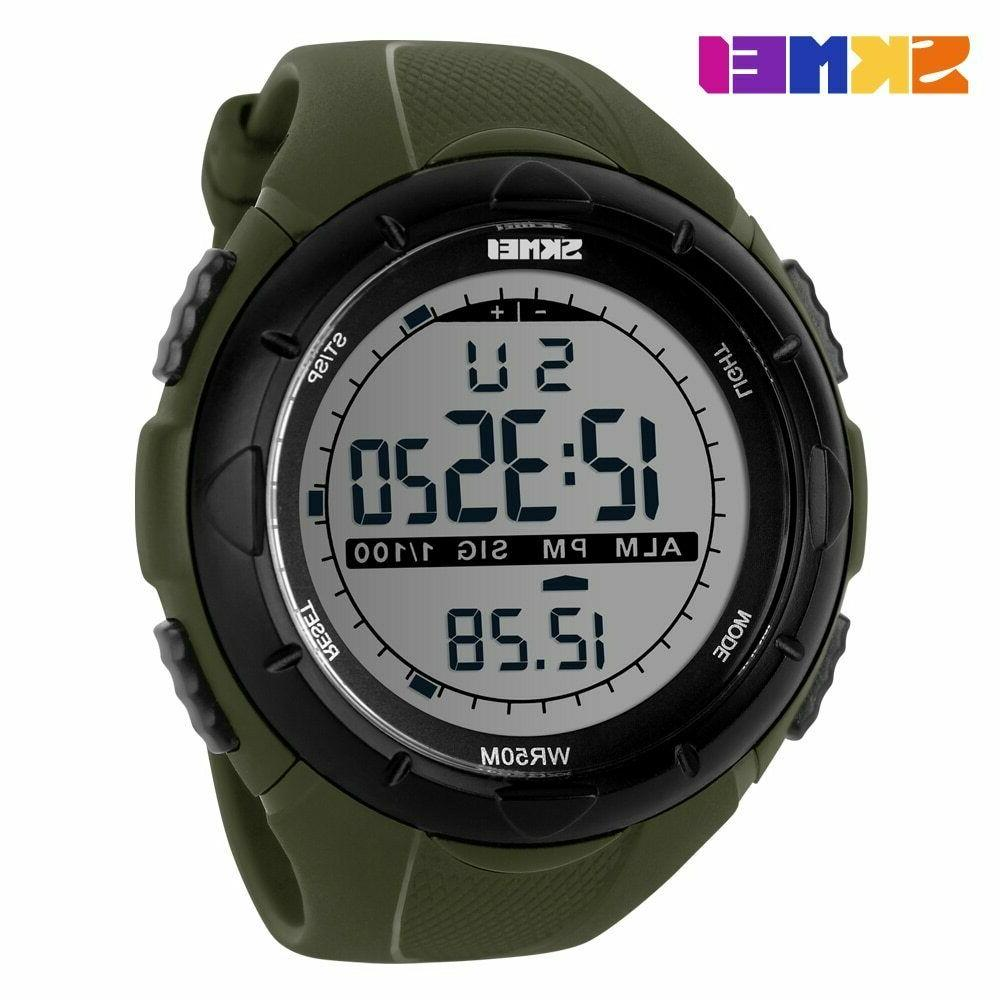 SKMEI Diving 50m Military Electronic
