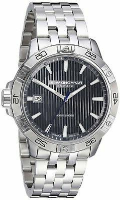 Raymond Weil Men's Tango Quartz Diving Watch with Stainless-