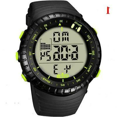 OTS Men's Digital Watch 50M Waterproof W