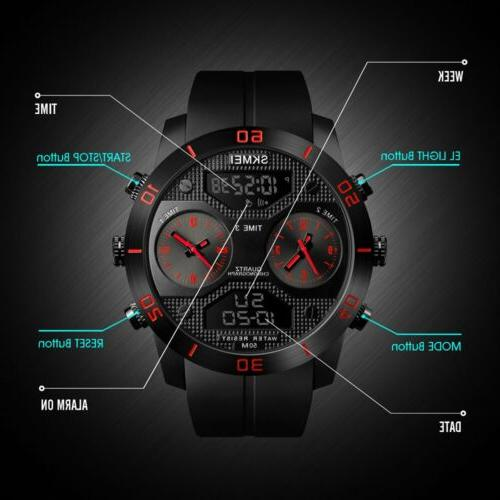 SKMEI Outdoor Diving Watch Digital