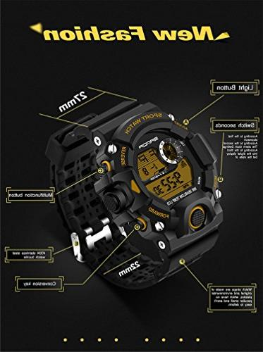 Watch Watch Fashion Dive Sport LED Digital Watches