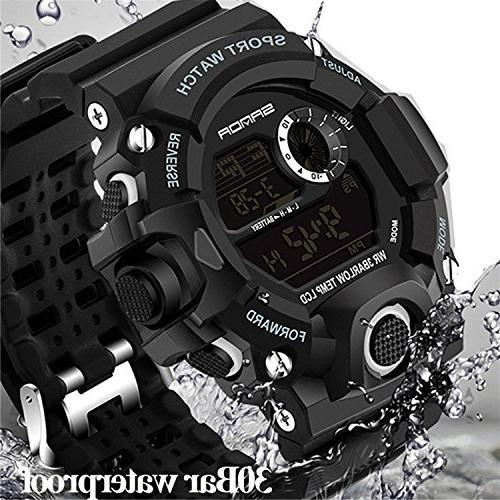 mens watch quartz watch military watch fashion