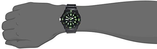 Casio Men's MRW200H-3BV Sport Watch