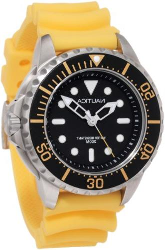 Nautica Men's Sport Yellow