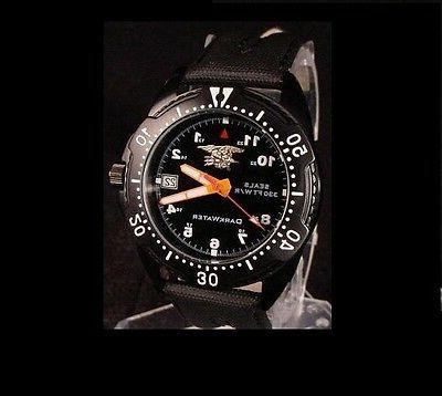 Navy SEAL UDT dive watch