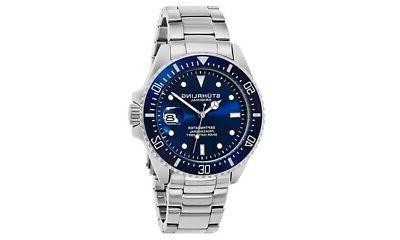 NEW Stuhrling Original Men's Professional Dive Watch - Blue/