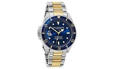 NEW Original Professional Dive Watch Blue/Silver