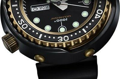 New Prospex 1000M Limited Dive Watch