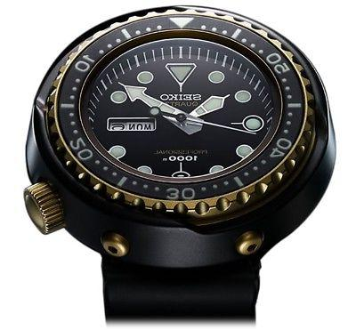 New Seiko Limited Dive Watch