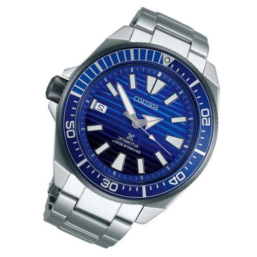 NEW Prospex Samurai The Ocean Automatic 200M