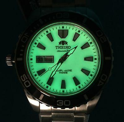 "NWT ORIENT Sporty ""Mako Diving Watch"
