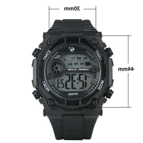 Outdoors Sport Electronic Diving Waterproof Display Military