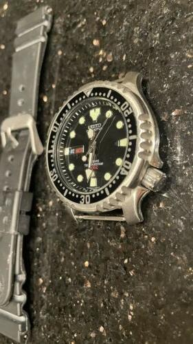 Pre-owned Citizen 200m Dive Watch
