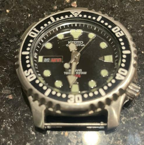 Pre-owned Promaster 200m Watch