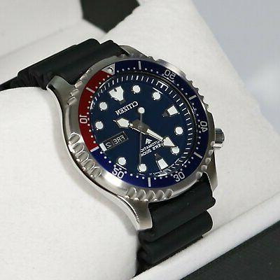 Citizen Marine Automatic Dive