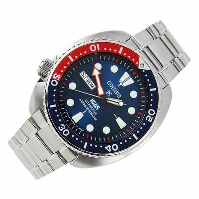 Seiko Blue Dial Mens Dive Watch SBDY017