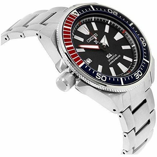 SEIKO Prospex Automatic Special PADI Edition Dive Watch SRPB99