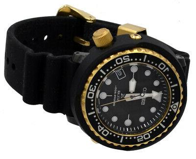 Seiko Prospex Men's Solar Dial 200M Dive Watch